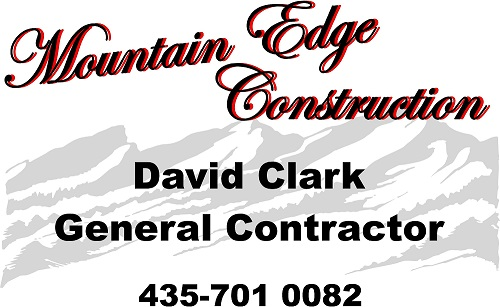 Mountain Edge Construction